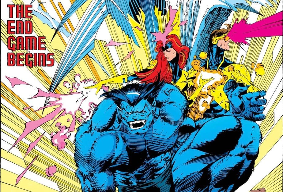 X-Factor, Mutants, X-Men, Cyclops, Phoenix, Jean Grey, Claremont, Apocalypse, Archangel, Beast, 90s, Superhero, Marvel, Comics