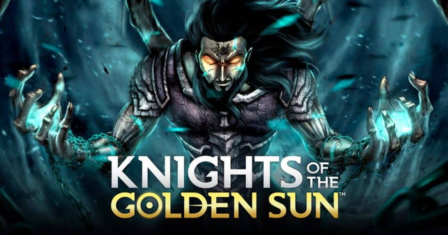Knights of the Golden Sun, Christian, Good, Evil, Mad Cave Studios