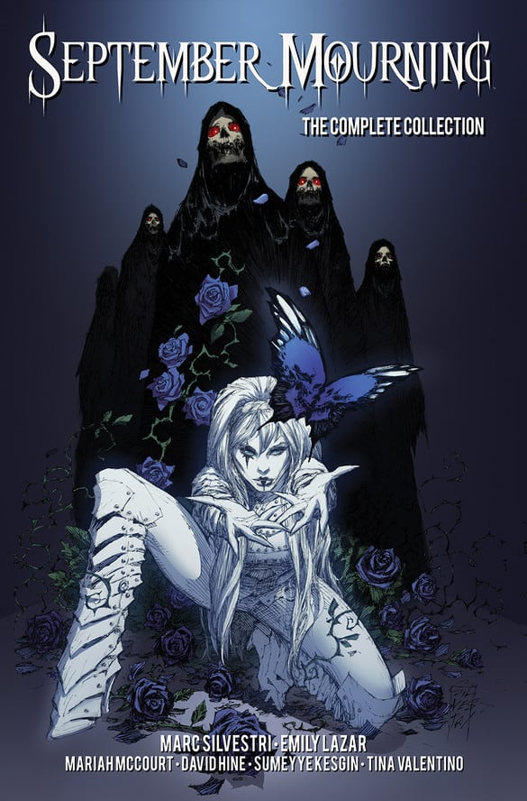 September Mourning, Top Cow, Image Comics, Emily Lazar, Marc Silvestri