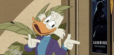 DuckTales: The Duck Knight Returns in 1 Episodic Homage 1