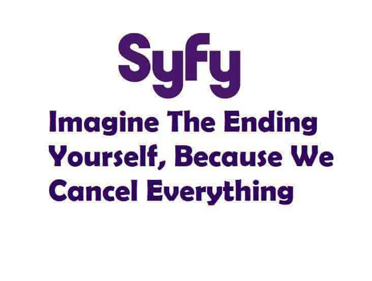 6 Cancelled SyFy Shows Worth Discovering 5