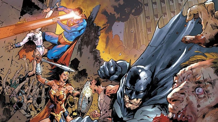 DCeased #3 is DC's unique and inventive zombie spectacle 4