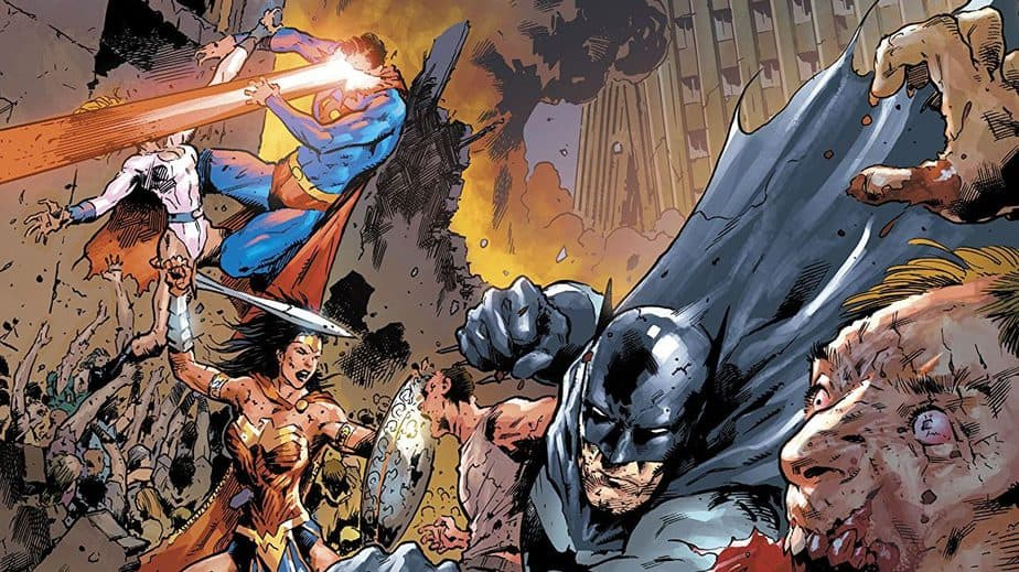 DCeased #3 is DC's unique and inventive zombie spectacle 1