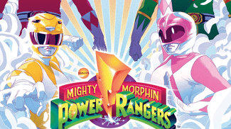 [RANGERS REVIEW] Mighty Morphin Power Rangers 2016 Annual #1 5