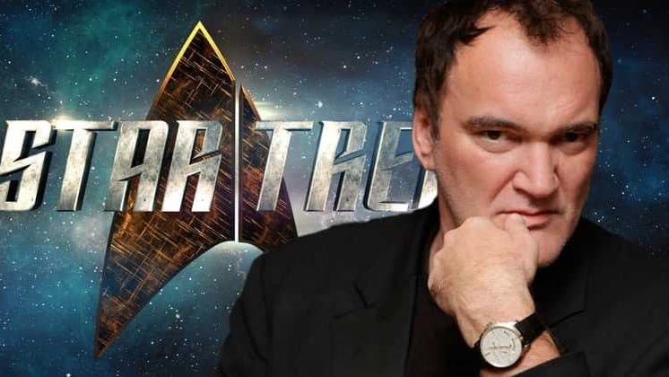Quentin Tarantino Rumored for Next Star Trek 2