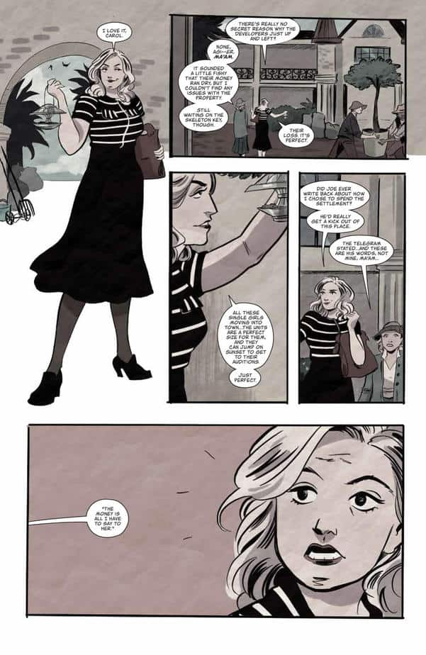 Ghosted in L.A. #2 continues its Cute College of the Afterlife 3