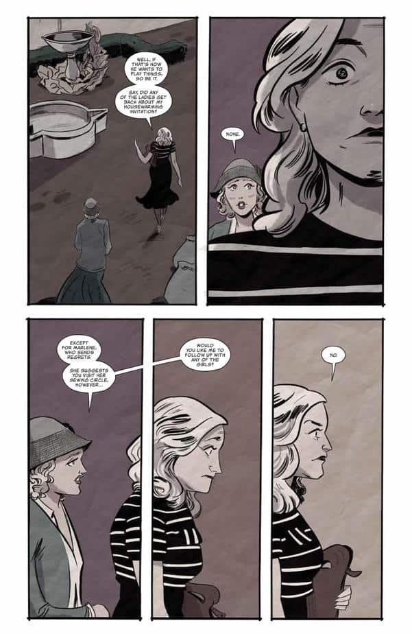 Ghosted in L.A. #2 continues its Cute College of the Afterlife 4