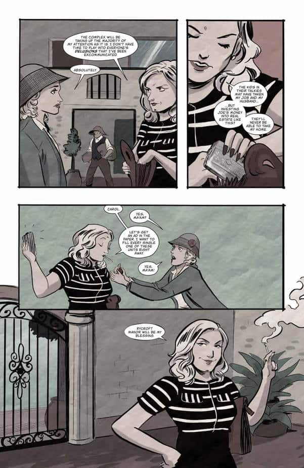 Ghosted in L.A. #2 continues its Cute College of the Afterlife 5