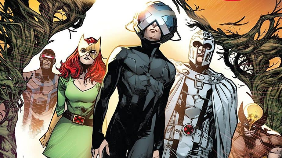 HOUSE OF X #1 – A Brave New World For Mutantkind 3
