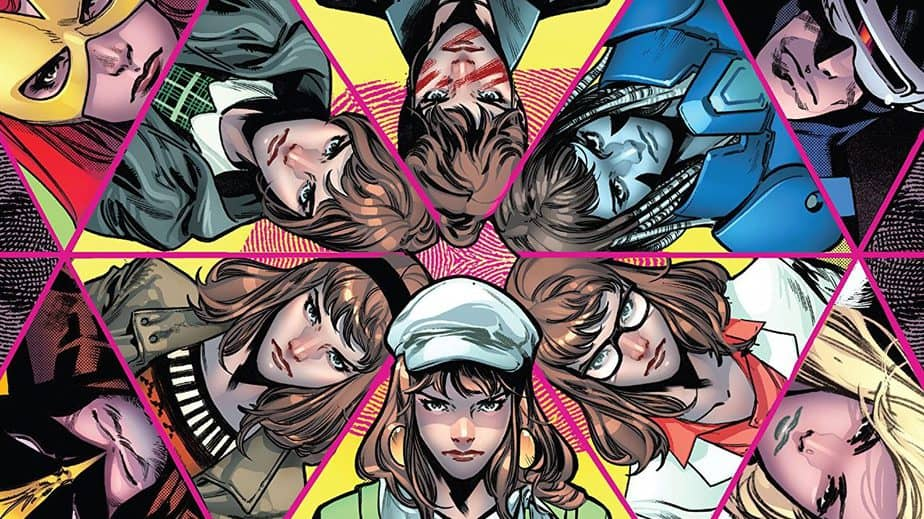 House of X #2 astonishingly does it again...and again and again 1