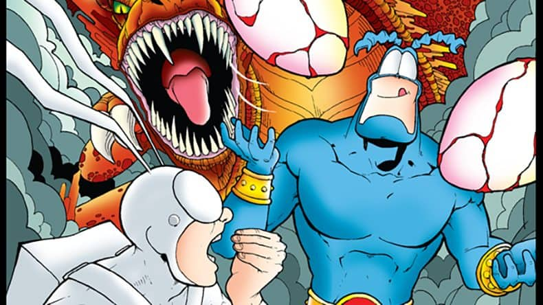 THE TICK - FCBD 2018 Tells 3 Stories of Appropriate Ridiculousness 1
