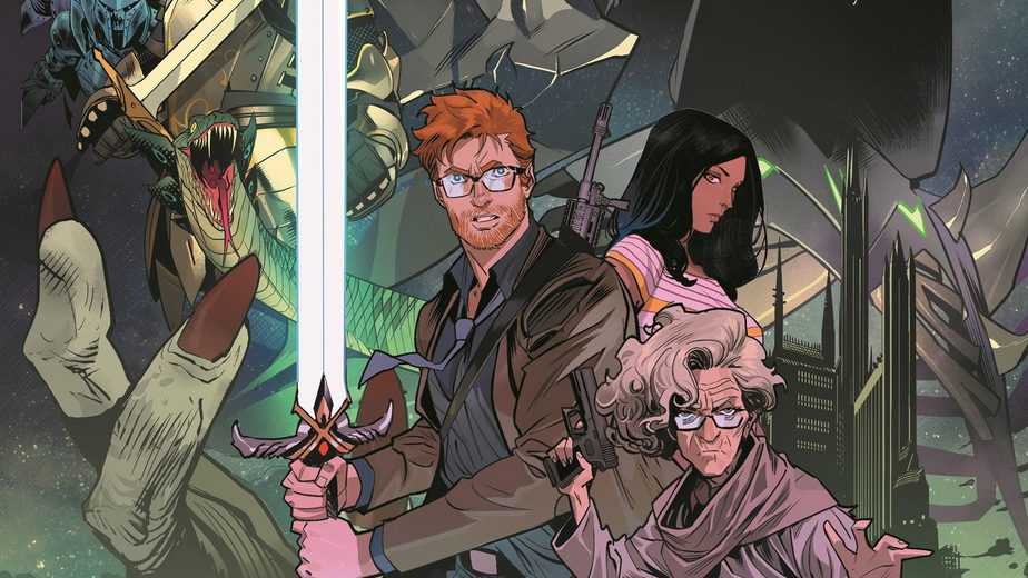 ONCE & FUTURE #1 - Mora and Gillen Inject Fresh Blood into a Stale Sub Genre 10