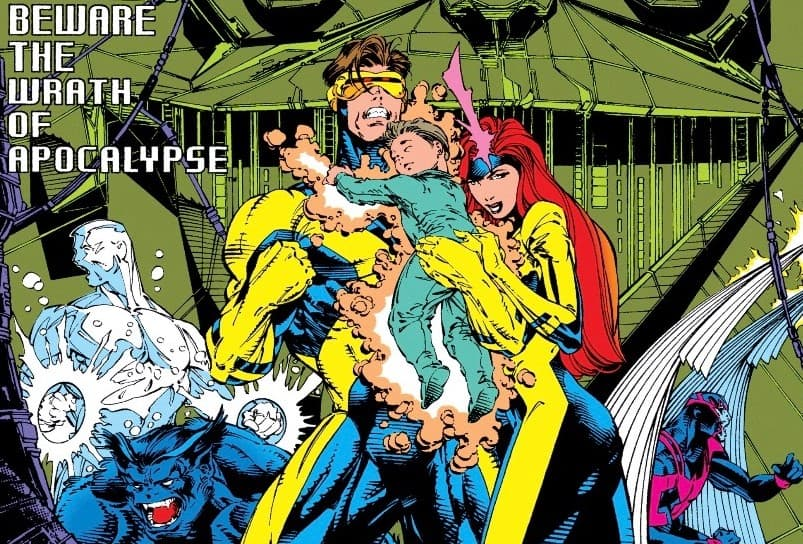 X-FACTOR faces their biggest threat in issue 66 - THEIR $%#!ING SHIP! 1