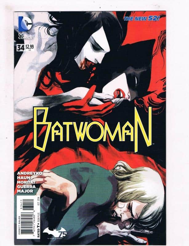 BLOG: Batwoman is Coming - What to Read to Prepare for the TV Show 7