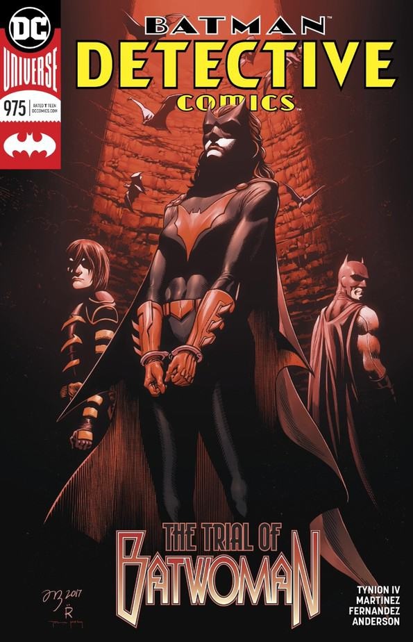 BLOG: Batwoman is Coming - What to Read to Prepare for the TV Show 6