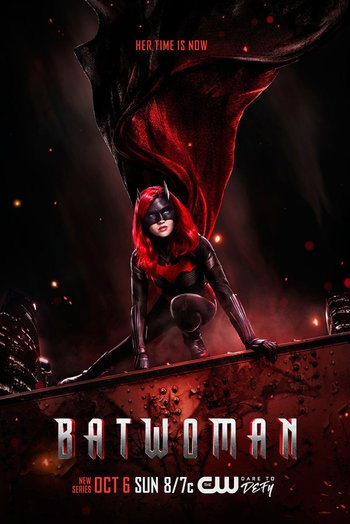BLOG: Batwoman is Coming - What to Read to Prepare for the TV Show 2