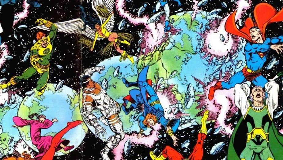 Crisis on Infinite Earths - The First Epic Comic Book 5