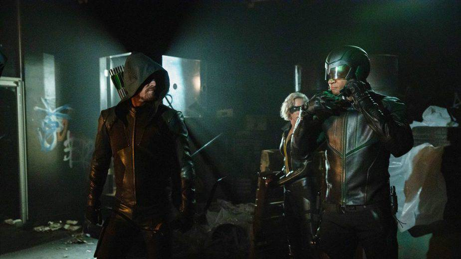 Arrow - The Beginning of an Epic Finale 7