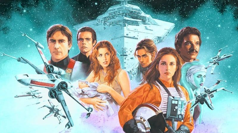 How STAR WARS EPISODES VII, VIII, AND IX Should Have Gone 8