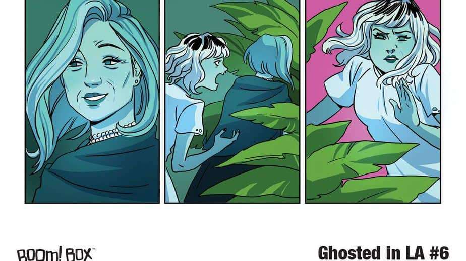 Ghosted in LA #6 - A Well Written Filler 1