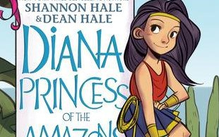 DIANA: PRINCESS OF THE AMAZONS - Cute Adventure Story with Captivating Life Lessons 1