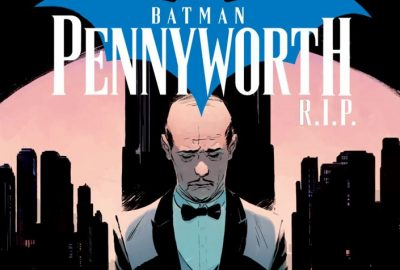 BATMAN: PENNYWORTH R.I.P. #1 - DC Comics Exclusive Preview 3