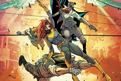 BATGIRL #42 - Letting go of the Past, Embracing the Future 6