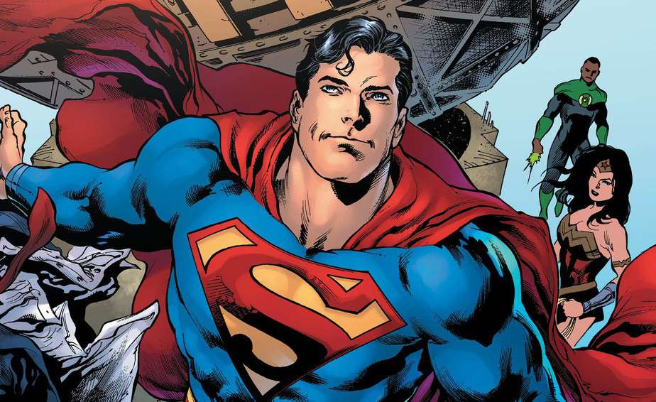 SUPERMAN #19 - The Truth shall set the Kryptonian Free 1