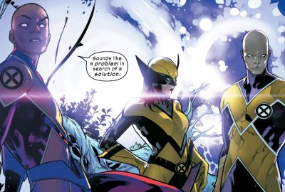 X-MEN #5 - Cyclops, What The Hell Did You Do? 6