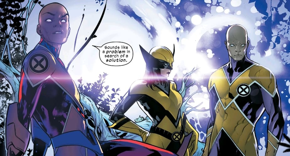 X-MEN #5 - Cyclops, What The Hell Did You Do? 5