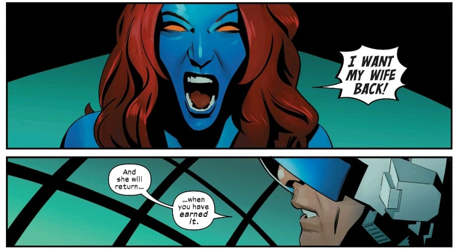X-MEN #6 - The Most Dangerous Threat is Love 1