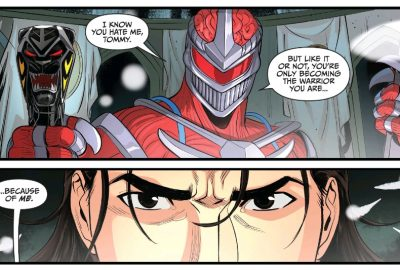 GO GO POWER RANGERS #27 - The Power of the White Tiger 2