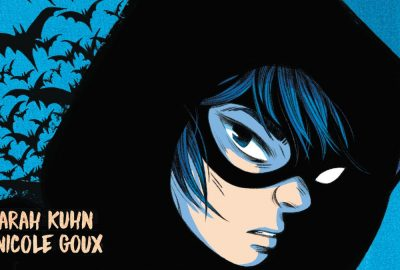SHADOW OF THE BATGIRL - Why You Should Read This Modern Classic! 2