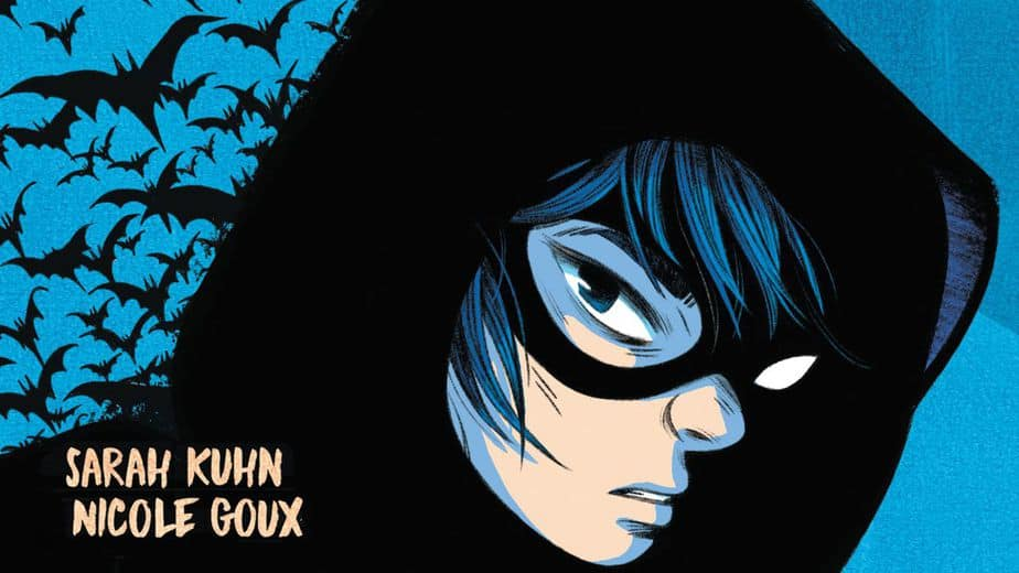 SHADOW OF THE BATGIRL - Why You Should Read This Modern Classic! 1