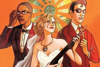 GOING TO THE CHAPEL TPB – You can Run but you can't Bride 7