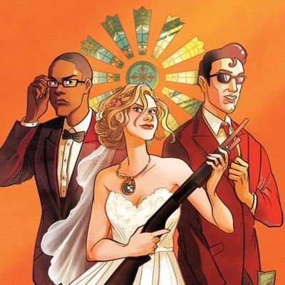 GOING TO THE CHAPEL TPB – You can Run but you can't Bride 1