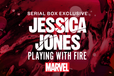 Move over Audible, Jessica Jones' latest case lands at Serial Box 2