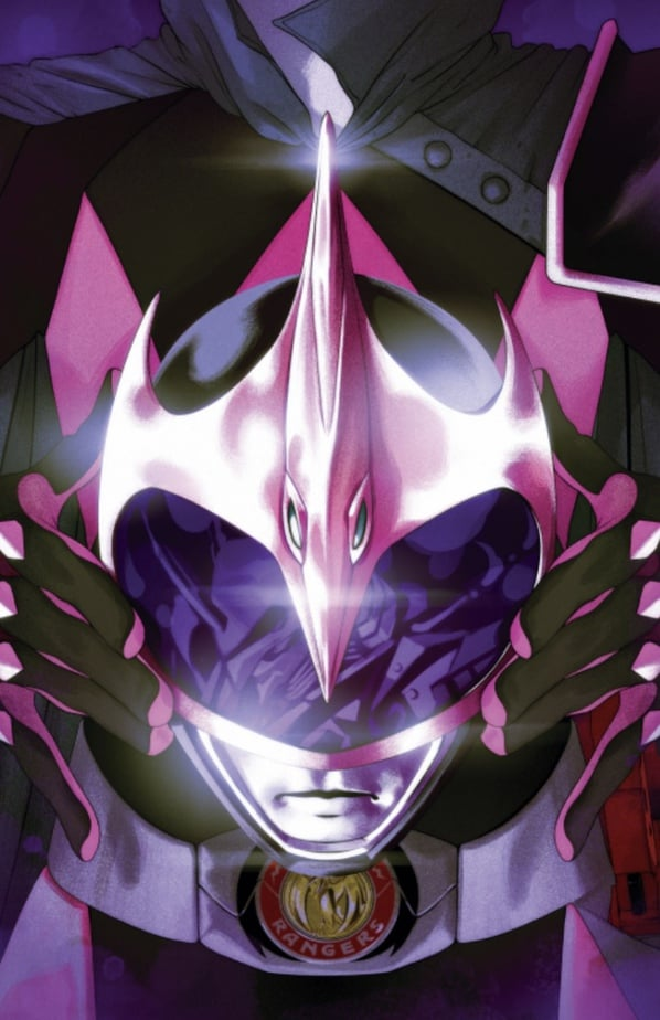 Your First Look at the POWER RANGERS: RANGER SLAYER #1 One-Shot 1