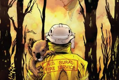 AUSTRALIA BURNS - An Anthology for every Aussie Household 8