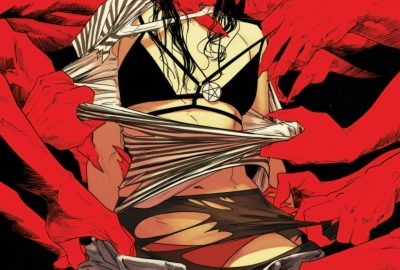 Your first look at Brian Azzarello's FAITHLESS II 7