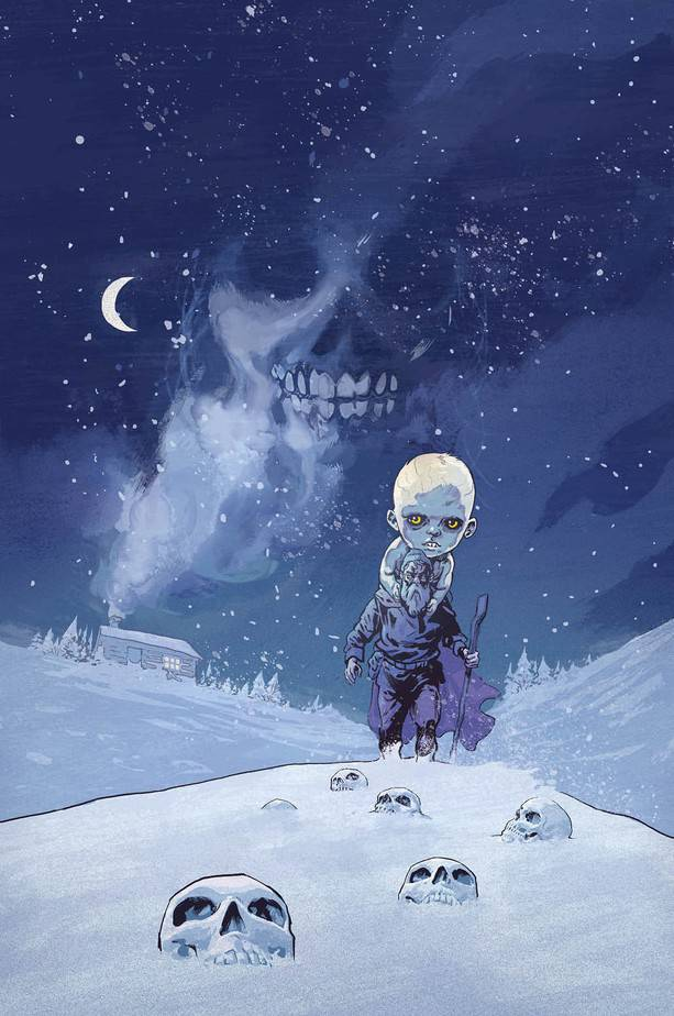 Jim Henson's THE STORYTELLER: GHOSTS #1 comes to BOOM! Studios 1