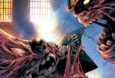 Batman: Gotham Knights #2. Image Courtesy DC Comics