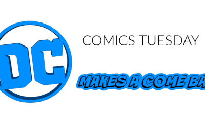 DC Comics Tuesday coming back in May 2020 2