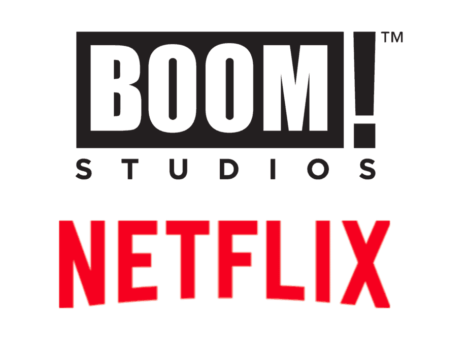 NETFLIX strikes deal with Comic Book Publisher BOOM! Studios 7