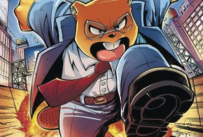 MR. BEAVER #2 – The Furry Action Comic You Didn't Know You Needed 1