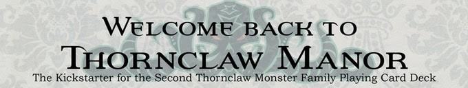 Marvel and DC Artist Steve Ellis Invites You Back to Thornclaw Manor