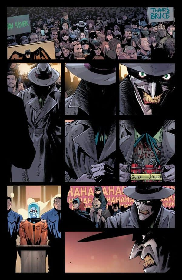 DC First Look: The Joker 80th Anniversary 100-Page Spectacular 5