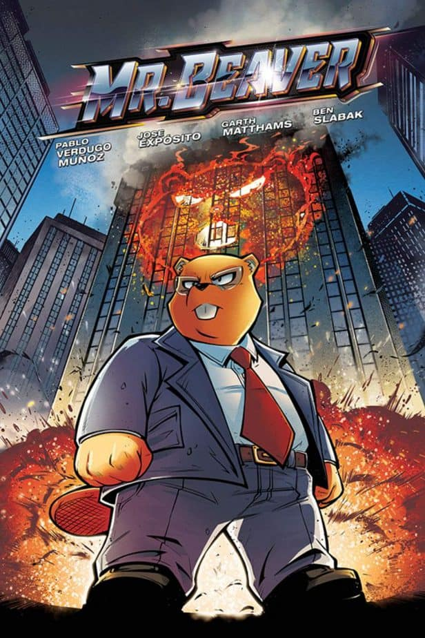 MR BEAVER VOL. 1 – The Best Thing I've Read This Year 2
