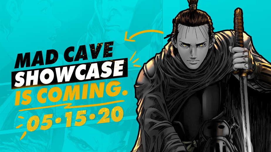 Mad Cave Studios announce Virtual Industry Showcase on May 15 1
