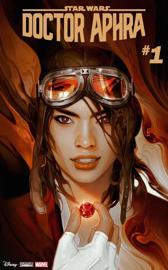 Star Wars: Doctor Aphra (2020) #1 - The Start of a New Volume 1